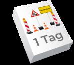 1-Tages-Schulung für Verantwortliche in Planung, Errichtung und dem Betreiben von Arbeitsstellen im öffentlichen Verkehrsraum – innerorts und auf Landstraßen