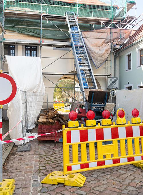RSA-Schulung gemäß RSA 95 für Personen in Bauunternehmen, Garten- und Landschaftsbau, Straßenbau und Bauhöfen sowie in Behörden